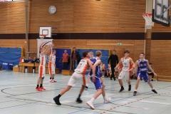 JBBL_19-20_BalticSeaLions_Rostock_Spieltag1_Bauer_freiwurf