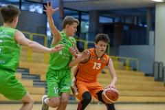 JBBL_19-20_OrangeAcademy_TORNADOS-FRANKEN_Spieltag2_Marin-Bosnjak-1