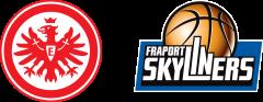 Eintracht Frankfurt - Fraport Skyliners Logo