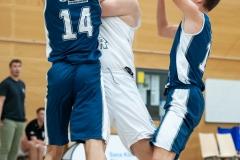 NBBL ART Giants vs. USC Heidelberg