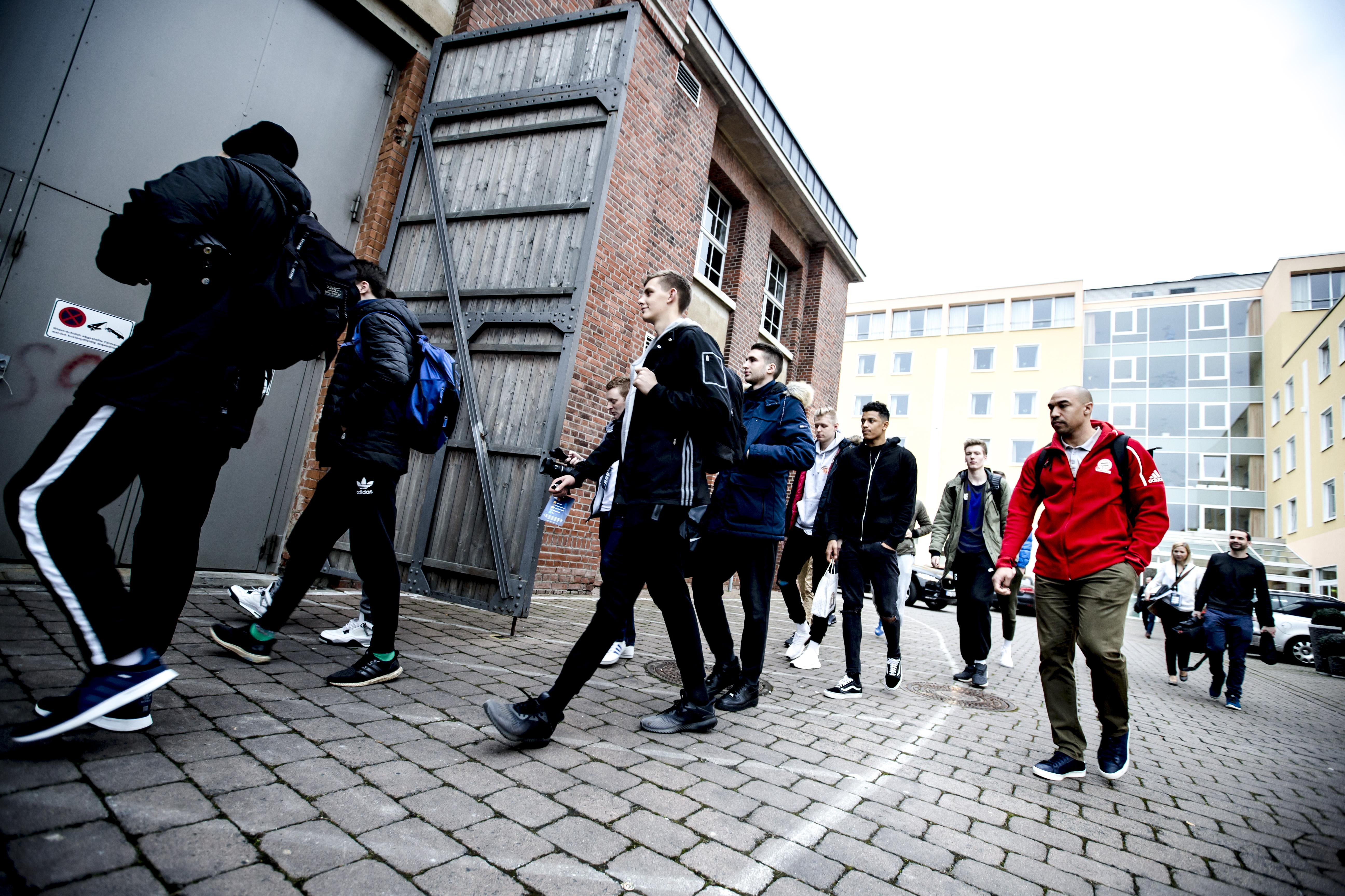 in Aktion, während des NBBL ALLSTAR GAME im Rahmen des easyCredit BBL ALLSTAR Day in der Lokhalle Göttingen. Foto: Sven Kuczera