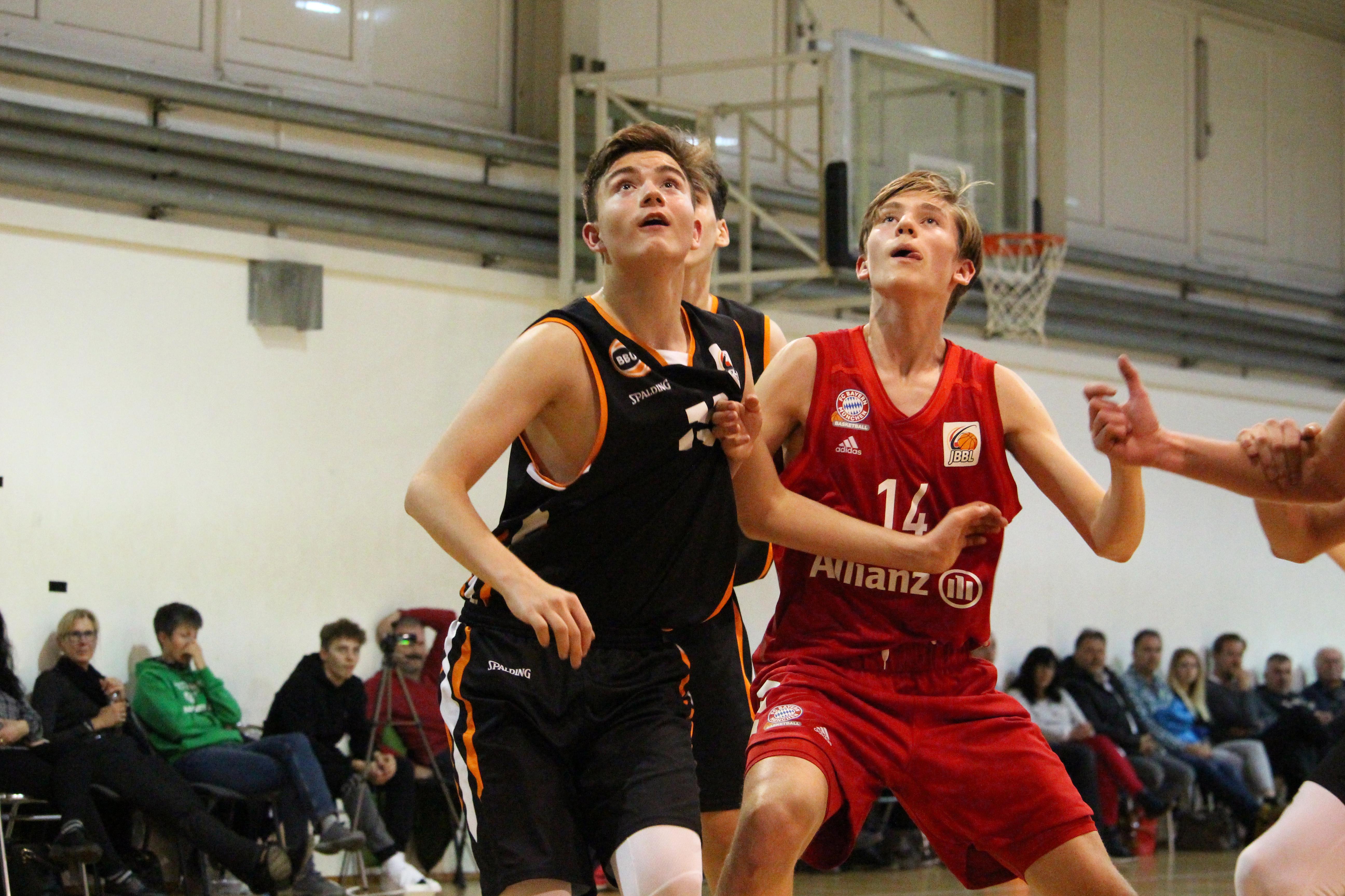 JBBL_19-20_OrangeAcademy_FC-Bayern-München-Basketball_Spieltag7_Lauro-Maiser-2