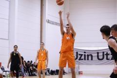 NBBL_19-20_OrangeAcademy_Young-Tigers-Tübingen_Spieltag3_Lazar-Scekic