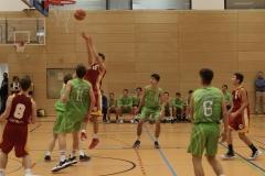 JBBL_19-20_Nuernbergerbasketballclub_TornadosFranken_Spieltag4_Chris-Heidinger