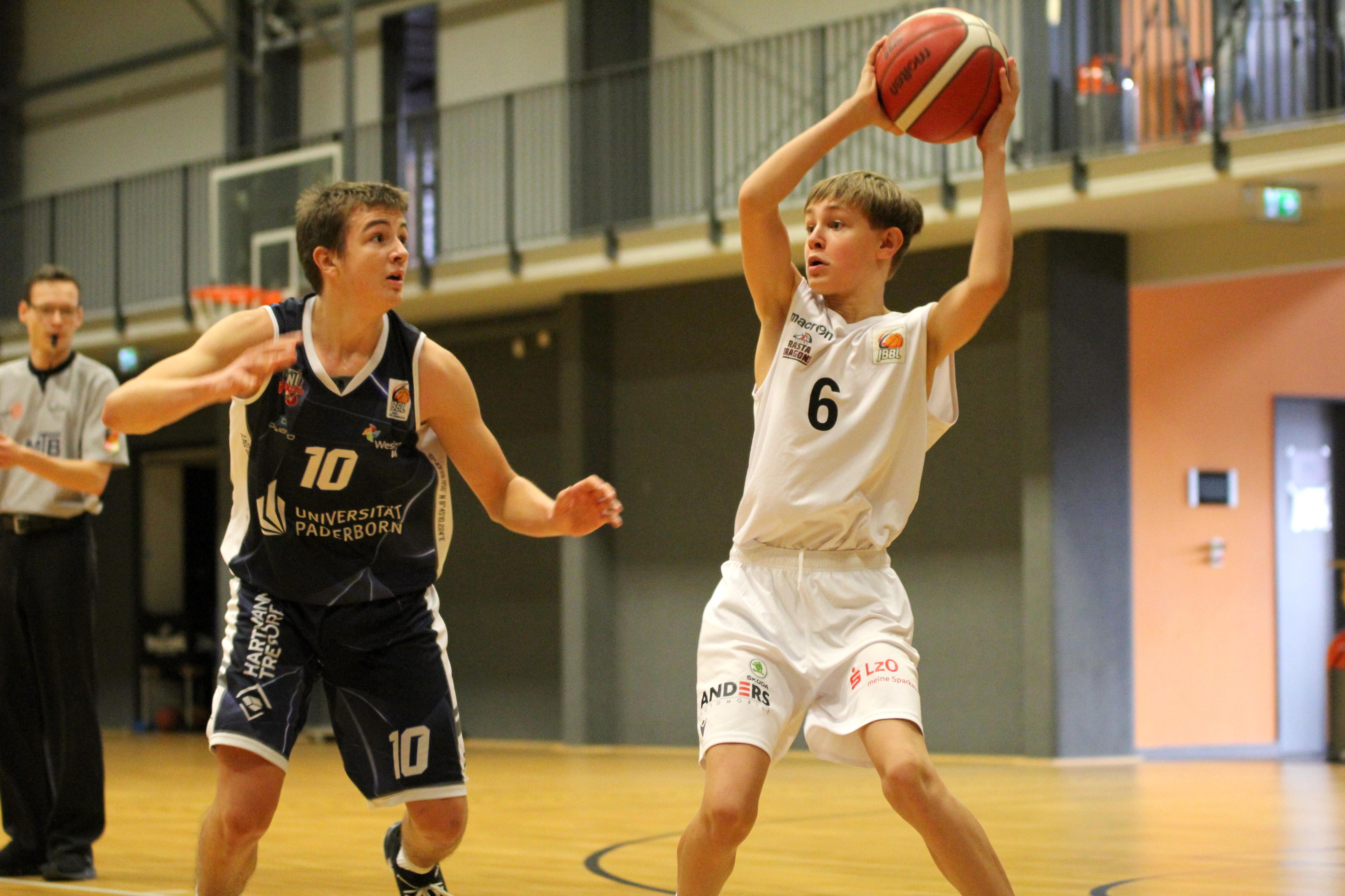 1_JBBL_20-21_YOUNG-RASTA-DRAGONS_Paderborn_Spieltag2_Johannes-Hellmann2