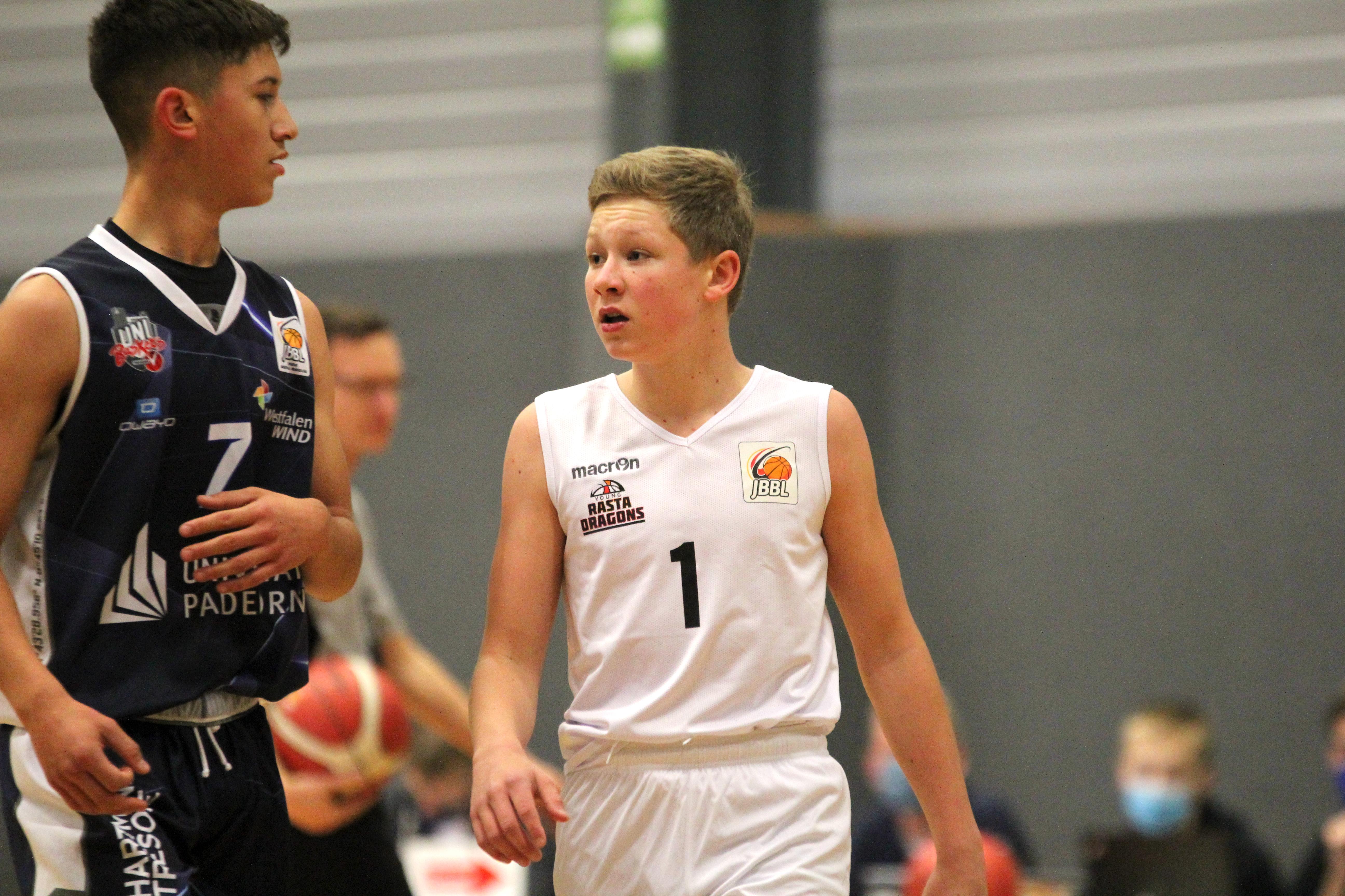 JBBL_20-21_YOUNG-RASTA-DRAGONS_Paderborn_Spieltag2_Michel-Schillmoeller